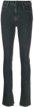 Ssheena slim fit flared jeans