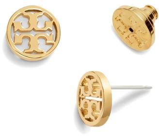 Tory Burch Miller Stud Earring
