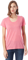 Alternative Kimber Melange Burnout T-Shirt