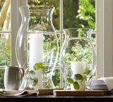 Pottery Barn Hourglass Hurricane Sleeve