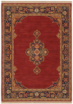 "Karastan Area Rug, English Manor Canterbury 3' 8"" x 5'"