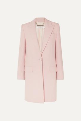 Givenchy Wool-crepe Coat - Pink