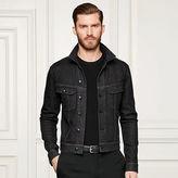 Ralph Lauren Purple Label Denim Trucker Jacket