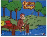 Fun Rugs Curious George Fishing Rug