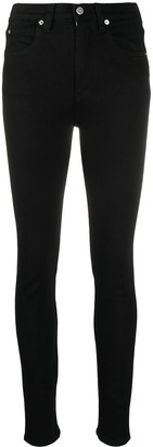 Victoria Victoria Beckham Black Skinny Jeans