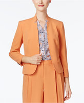 Nine West Star-Collar Blazer