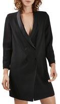 Topshop Women's Slouchy Longline Blazer