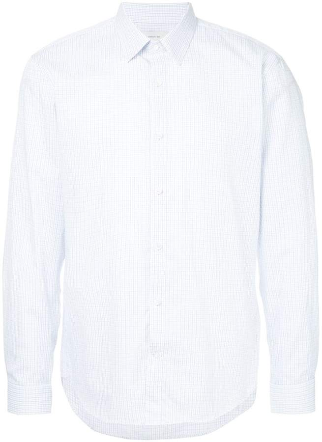 Cerruti long sleeve check shirt