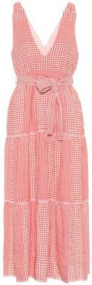 Lemlem Semira cotton midi dress