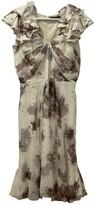 Zac Posen Multicolour Silk Dress for Women
