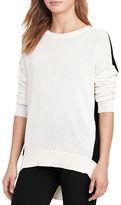 Lauren Ralph Lauren Colourblocked Sweater