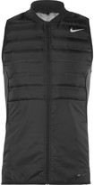 Nike Golf - Aeroloft Perforated Quilted Shell Golf Gilet