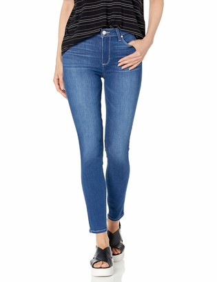 Paige Women's Hoxton Transcend High Rise Ultra Skinny Ankle Jean