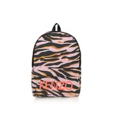 Kenzo KidsGirls Pink Tiger Stripe Backpack
