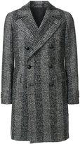 Tagliatore double breasted coat