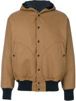 Marni hooded coat