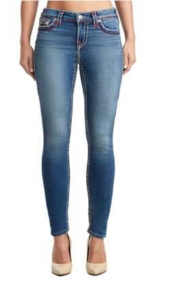 True Religion Women's Halle Skinny Super T Jean
