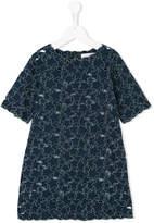 Stella McCartney star short sleeve dress