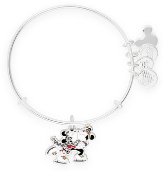 Disney Mouse Ice Skating Bangle by Alex and Ani