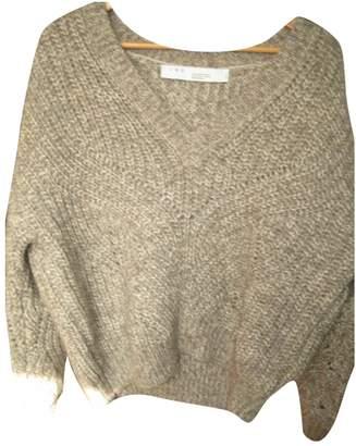 IRO Fall Winter 2019 Grey Wool Knitwear