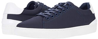 Steve Madden Tucker Sneaker (Black Patent) Men's Shoes