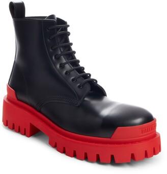 Balenciaga Combat Boot