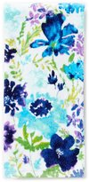 Fiesta Garden Cool Floral Kitchen Towel