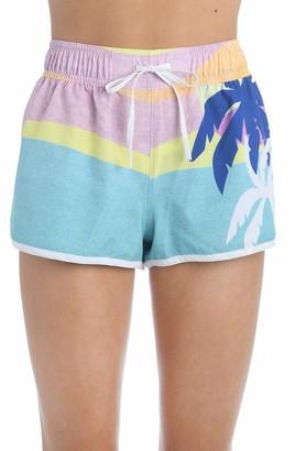 Hobie Women's Dolphin Short Swimsuit Cover Up