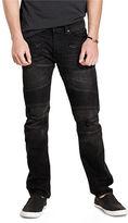 Denim & Supply Ralph Lauren Slim-Fit Moto Jean
