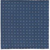 Cifonelli Men's Polka Dot Silk Twill Pocket Square