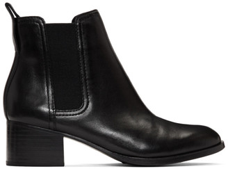 Rag & Bone Black Walker Boots