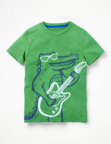 Boden Arty Graphic T-shirt