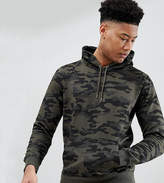 Brave Soul TALL Camo Hoodie