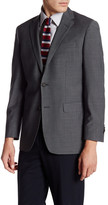 Brooks Brothers Hounstooth Two Button Notch Lapel Jacket