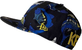 Kenzo Blue Cotton Hats & pull on hats
