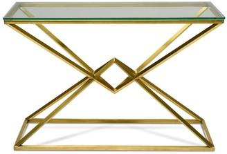 Calibre Furniture Pyramid Console Table