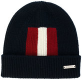 Bally knitted beanie - unisex - Wool - One Size
