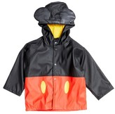 Western Chief Toddler Boy's Mickey Mouse Hooded Raincoat