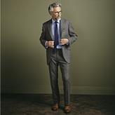 Charles Tyrwhitt Grey slim fit Donegal tweed pants