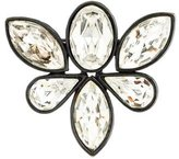 Saint Laurent Crystal Brooch Pin