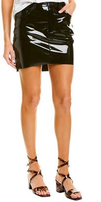 One Teaspoon Drop Back Mini Skirt