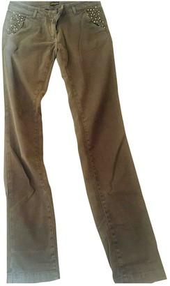 Napapijri Grey Cotton Jeans for Women
