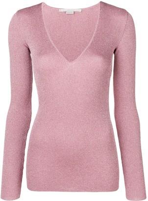 Stella McCartney Lurex Sweater