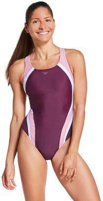 Speedo Women's Quantum Fusion Y-back One-Piece Swimsuit