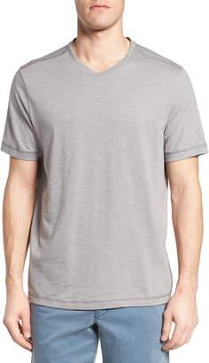Tommy Bahama Portside Palms V-Neck T-Shirt