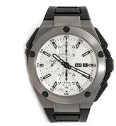 IWC Ingenieur Double Chronograph IW3865-01 Titanium & Rubber Mens Watch