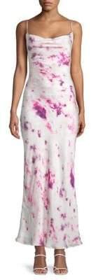 Bardot Tie Dye Slip Dress