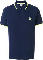 Kenzo mini Tiger polo shirt - men - Cotton - L