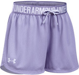 Under Armour Play Up Mesh Shorts, Big Girls (7-16)