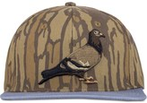 Staple Brown/Grey Ironwood Snapback Cap